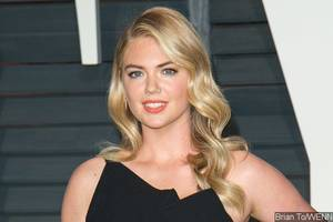 Kate Upton Won't Let Her Insecurities Stop Her From Enjoying Life