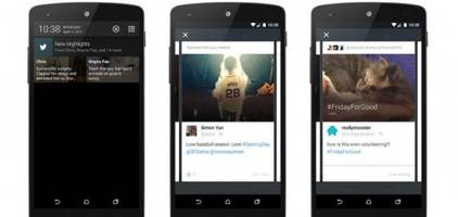 Twitter for Android's new Highlight feature will push notify you the day's top tweets